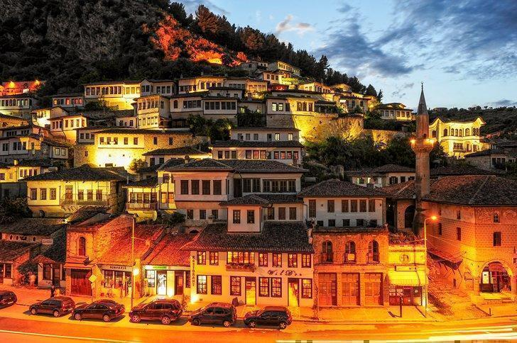 Beautiful places to visit in Albania - Berat