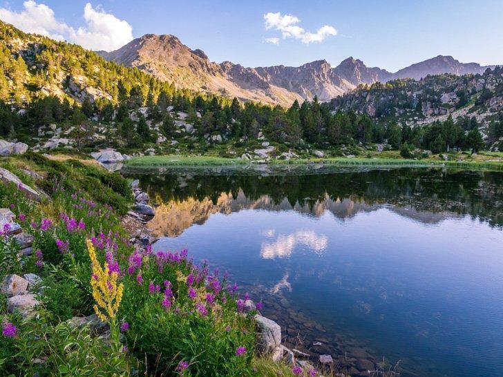 The tiny European country of Andorra is a nature lover's paradise.
