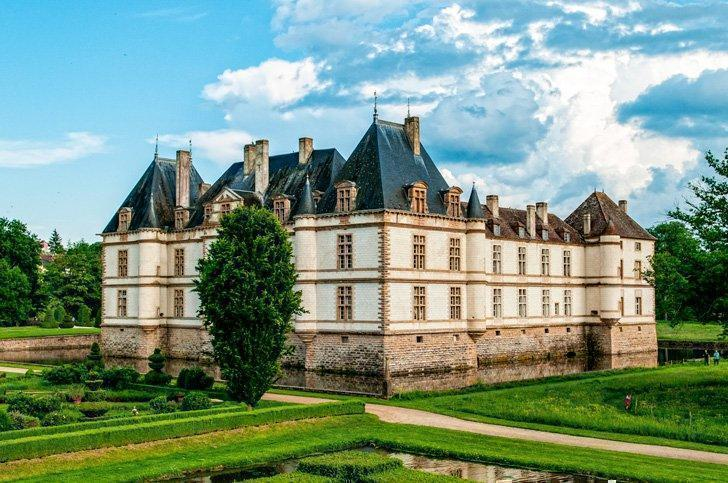 A visit to the Chateau de Cormatin is a must do in Burgundy, France