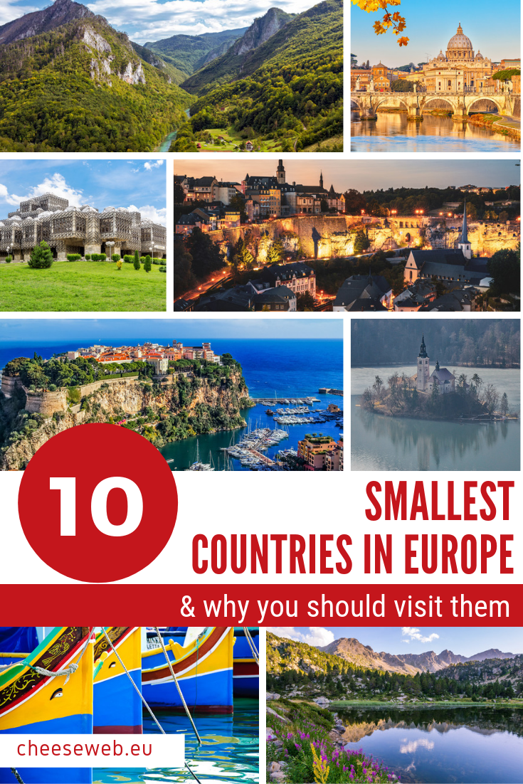 We think of Belgium as a tiny country, but it doesn't even crack the top 10 smallest countries in Europe. Catherine shares why you should visit these little gems.