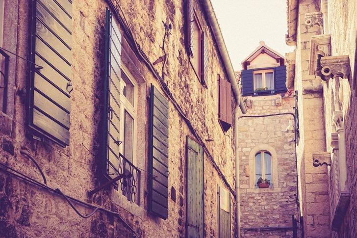 Wander the back streets of Diocletian's Palace to mingle with the locals of Split's Old Town.
