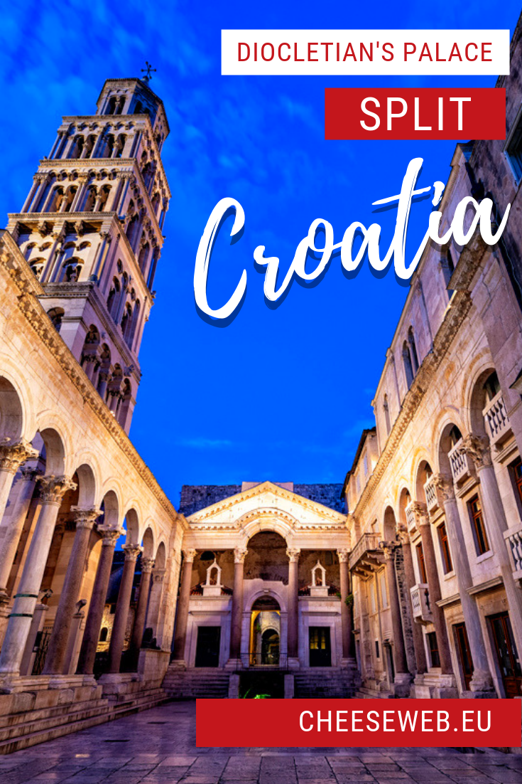 Diocletian's Palace is the heart of Split. Read our guide to this UNESCO World Heritage site and other things to do in Split, Croatia including the best day-trips from Split.