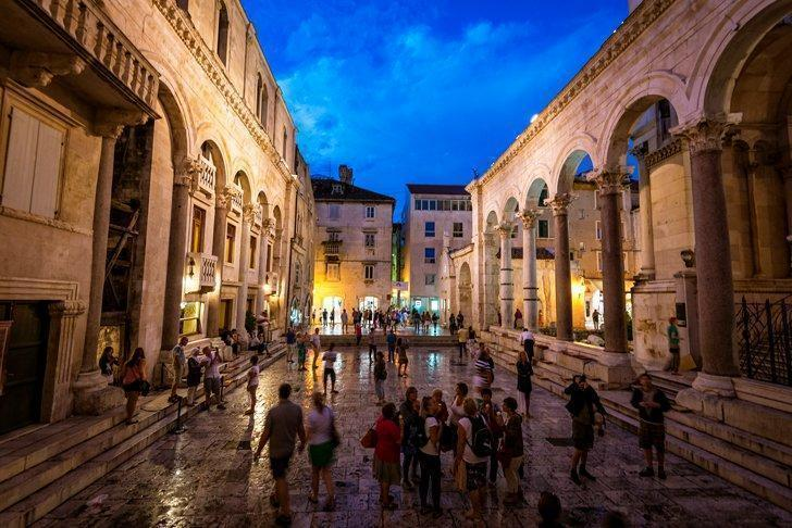 There are plenty of events and festivals in Split year-round.