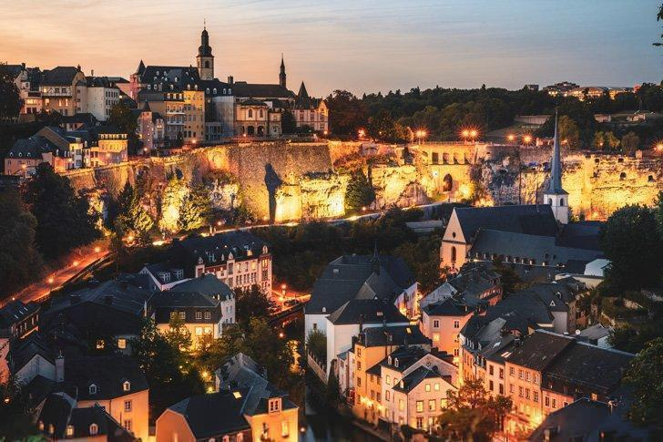 Luxembourg City is the heart of Luxembourg, one of Europe's smallest countries.