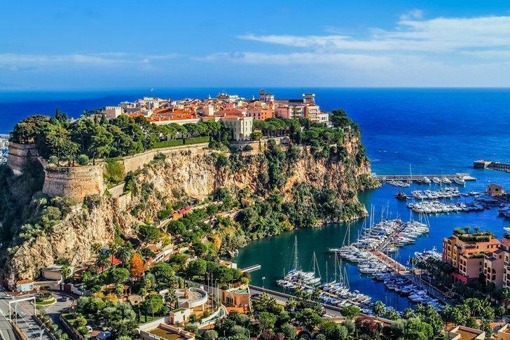 Monaco pack a lot of luxury within its tiny borders.