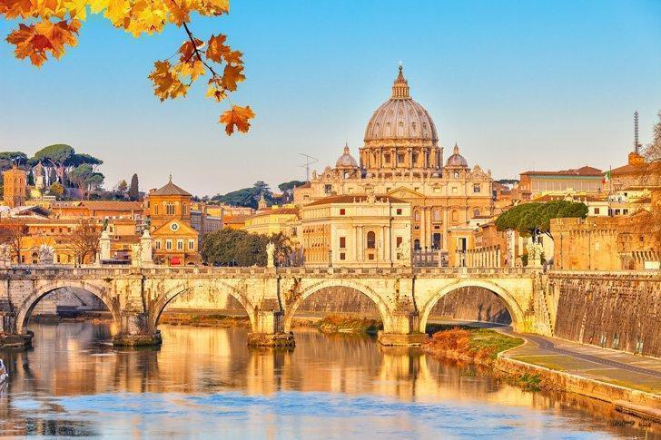 Vatican City is the smallest country in Europe.