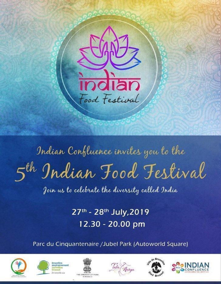 Indian Food Festival in Brussels Belgium