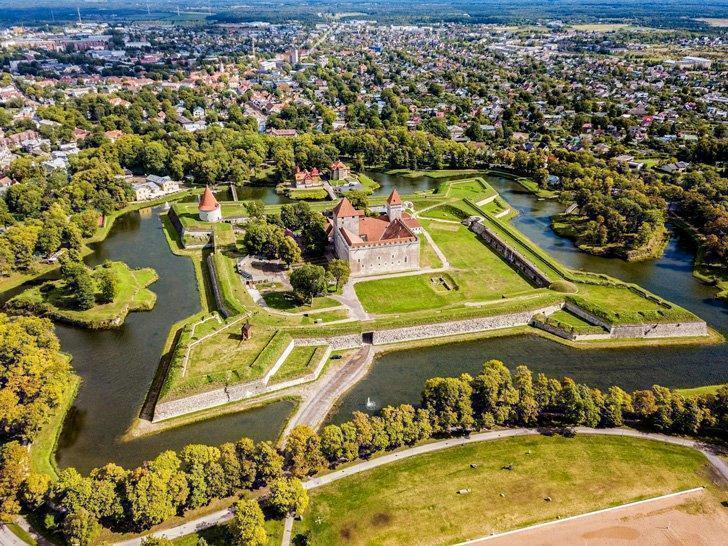 Saaremaa, Estonia holiday island in europe