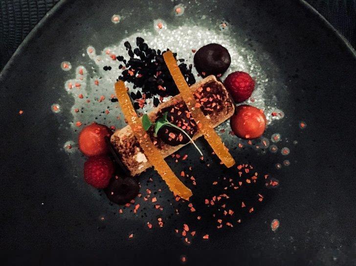 Time for dessert at Hotel Terhills Maasmechelen