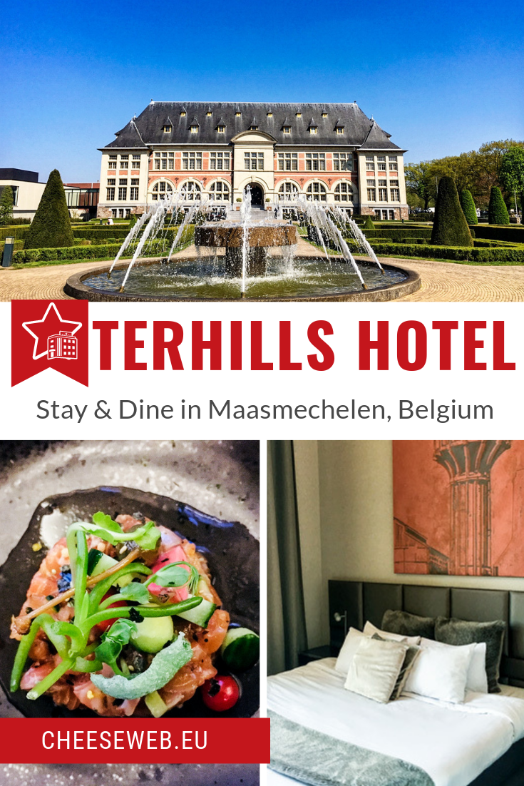 If you're wondering where to stay in Maasmechelen, Belgium, Terhills Hotel is a perfect choice. Monika reviews the hotel and shares some great ideas for things to do in Maasmechelen. (Yes, there's more than just shopping!)