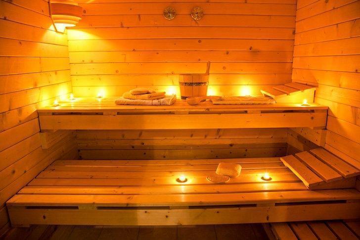 sauna in belgium