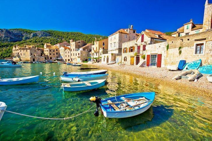 For a tropical island holiday in Europe without the crowds, head to Vis, Croatia