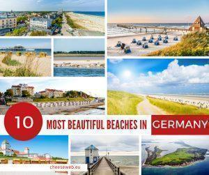 If the hoards of tourists keep you away from the Mediterranean, you can still have an amazing European beach vacation. We share 10 of the Best Beaches in Germany for your seaside pleasure.