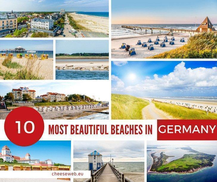 10 of the Best Beaches in Germany