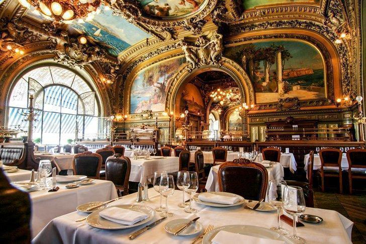 the best restaurants in Lyon, France