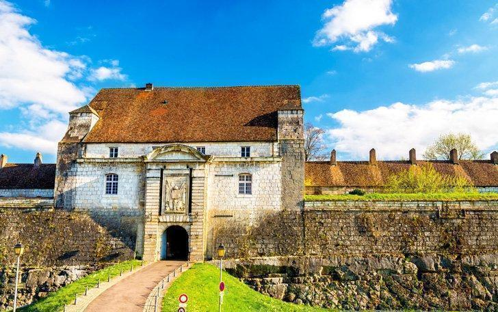 Visit the UNESCO-listed Citadel of Besancon in Jura, France
