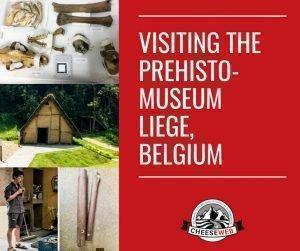 If you're looking for things to do in Belgium with kids, don't miss the interactive and educational Prehistomuseum in the province of Liege. It makes a great day trip from Brussels for families of all ages.