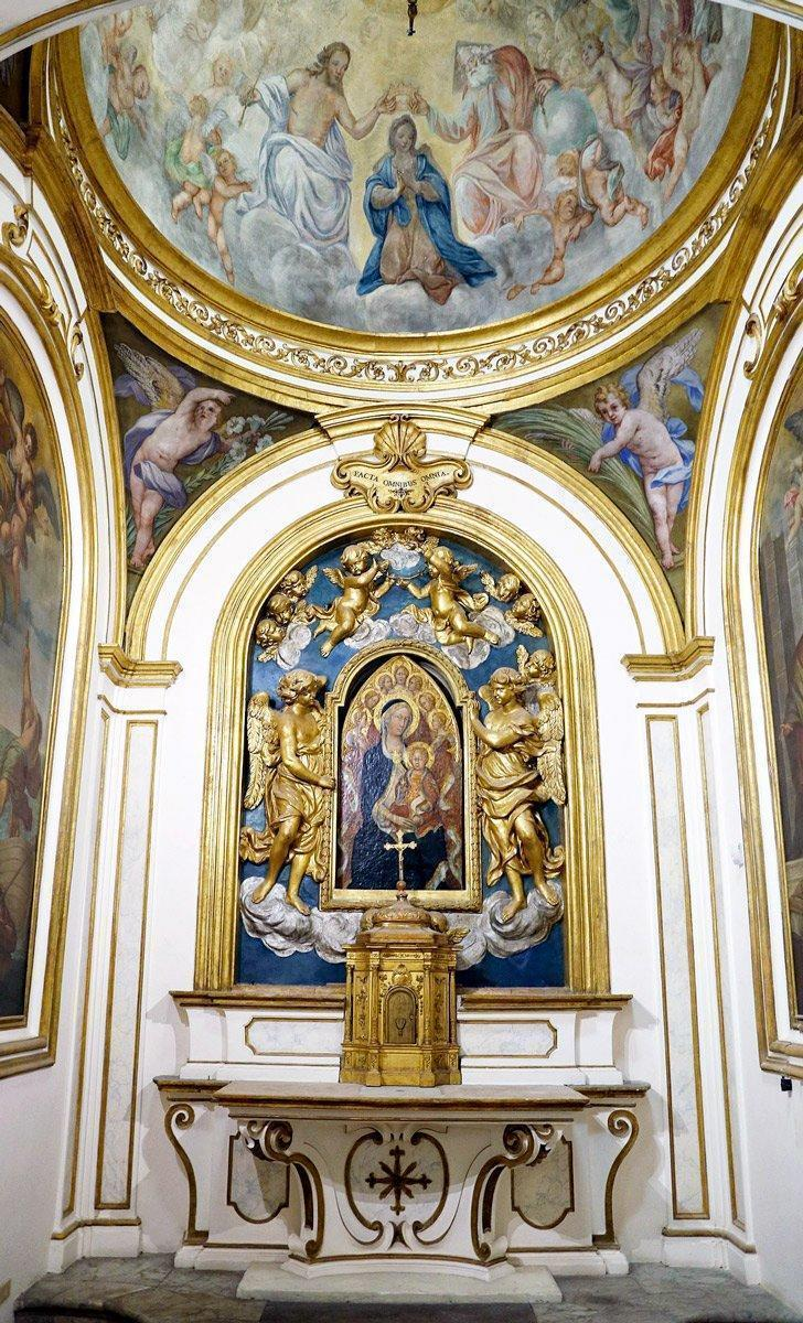 Art lovers should not miss the Complex of Santa Maria della Scala in Siena Italy