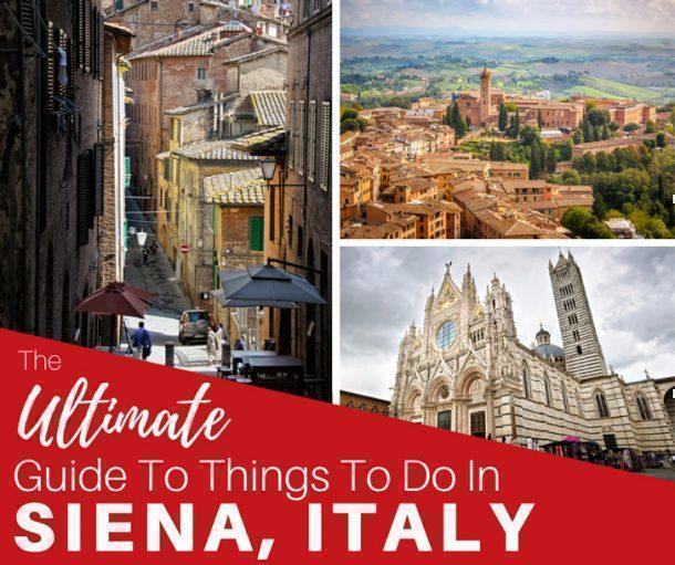 Here's a look at the best things to do in Siena, Italy, including Siena must-see attractions, where to eat in Siena, exciting Siena tours, best hotels in Siena, and more.