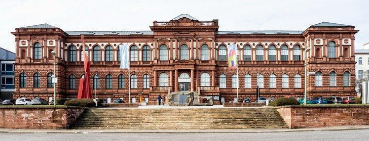 The Museum Pfalzgalerie Kaiserslautern is a great place for art lovers to visit near Ramstien, Germany