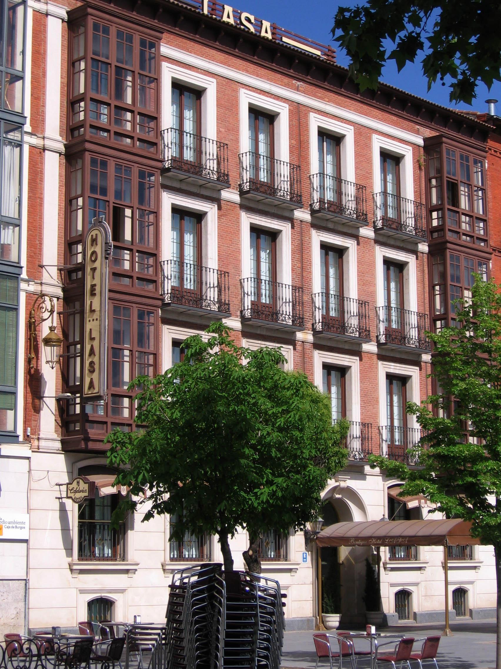 The Hotel Lasa